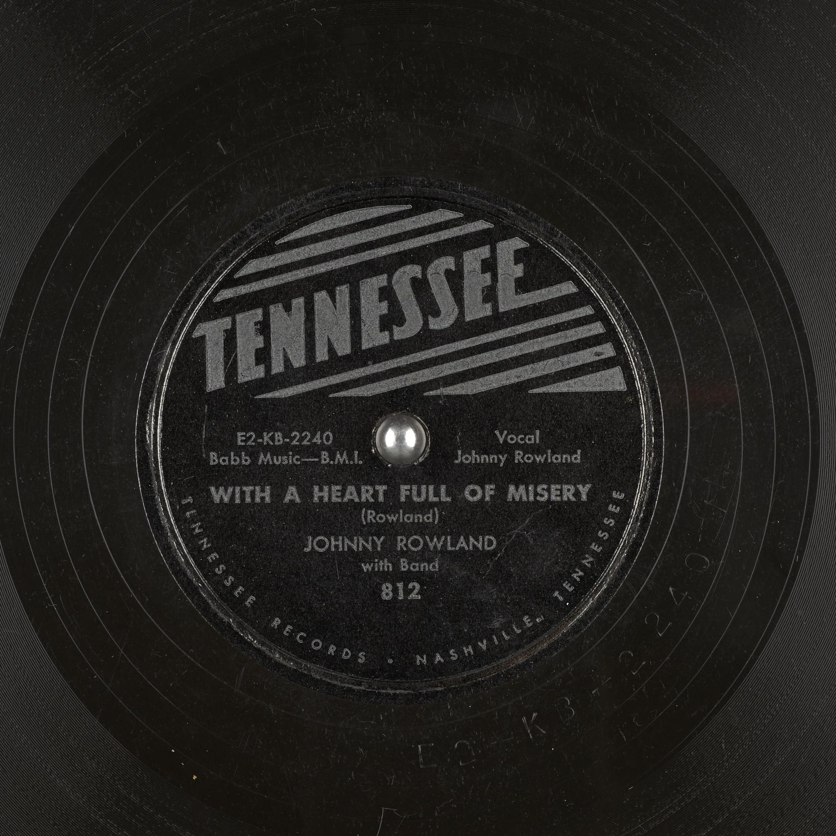 studio tennessee records