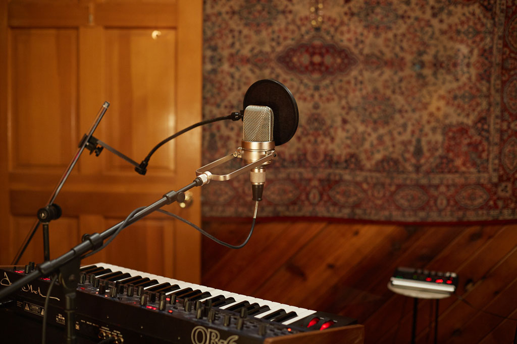 High Quality Recording Studio