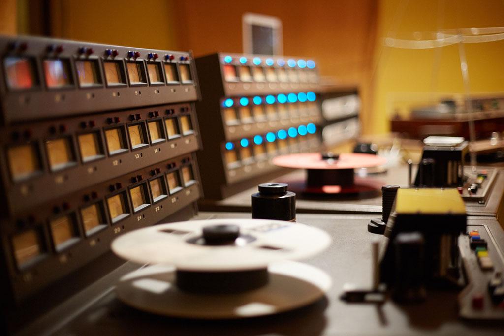 Analog Tape Machines